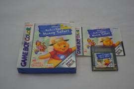 Pooh & Tigger's Hunny Safari (GBC EUR CIB)