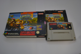 Donkey Kong Country 3 - Dixie Kong's Double Trouble (SNES EUR CIB)
