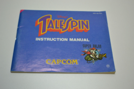 Talespin (NES FRA MANUAL)