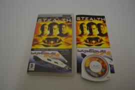 Stealth (PSP MOVIE)