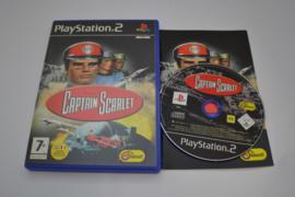 Captain Scarlet (PS2 PAL CIB)