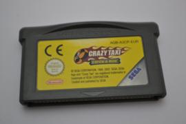 Crazy Taxi - Catch a Ride (GBA EUR)