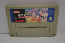 Yogi Bear's Cartoon Capers (SNES EUR)