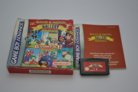 Game & Watch Gallery Advance (GBA NEU6 CIB)