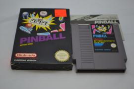 Pinball (NES FRG CIB)