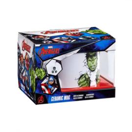 Marvel Avengers - Bursting Hulk Mug