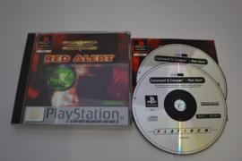 Command & Conquer Red Alert - Platinum (PS1)