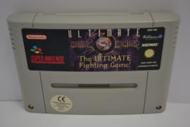 Ultimate Mortal Kombat 3 (SNES EUR)