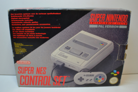 Super Nes Controle Set Small Box