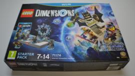 Lego Dimensions Bundle (Wii U SCN, NEW)