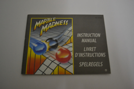 Marble Madness (NES FRA MANUAL)
