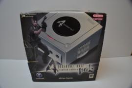Resident Evil 4 GameCube Console SET (CIB)