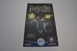 Time Splitters - Future Perfect (GC HOL MANUAL)