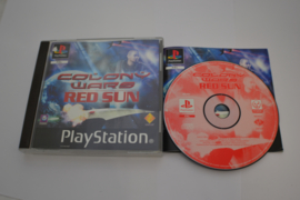 Colony Wars - Red Sun (PS1 PAL)