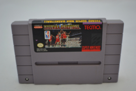 Tecmo Super NBA Basketball (SNES USA)