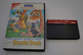 Lucky Dime Caper Starring Donald Duck (MS CB)