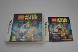 LEGO Star Wars - The Complete Saga (DS UKV CIB)