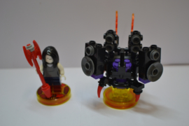 Lego Dimensions - Fun Pack - Adventure Time - Marceline The Vampire Queen