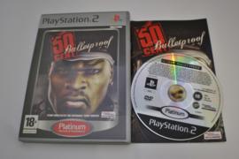 50 Cent Bulletproof (PS2 PAL)