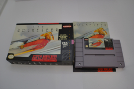 The Rocketeer (SNES USA CIB)