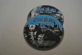 Evil Dead Hail To The King (PS1 PAL DISC)