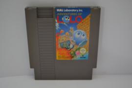 Adventures of Lolo (NES NOE)