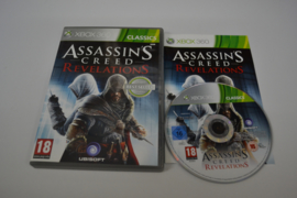 Assassin's Creed Revelations Classics (360 CIB)