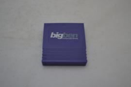 GameCube Memory Card 4 Megs- Big Ben (PURPLE)