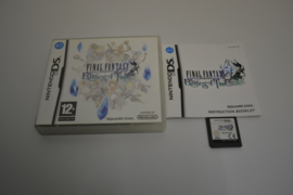 Final Fantasy Crystal Chronicles - Echoes of Time (DS UKV CIB)