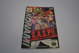 G.A.S.P. (N64 EUU MANUAL)