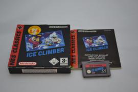 Classic NES Series - Ice Climber (GBA  NEU6 CIB)