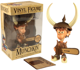 Munchkin - Exclusive Doppel Spyke with Card - Vinyl Figure NEW