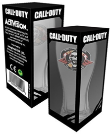Call of Duty Bierglas 18cm NEW