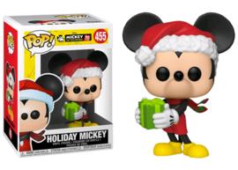 POP! Holiday Mickey - Mickey The True Original - 90 Years - NEW (455)
