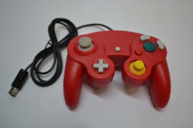 Wired Controller for Wii & GameCube - Red NEW