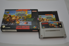 Donkey Kong Country 3 - Dixie Kong's Double Trouble (SNES NUKV CIB)