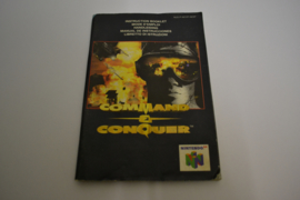 Command & Conquer (64 NEXP MANUAL)
