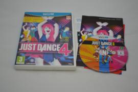 Just Dance 4 (Wii U HOL CIB)