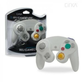 Wired Controller for Wii & GameCube - White NEW