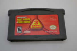 Majesco's Red Room Challenge - 3 Games In One (GBA USA)