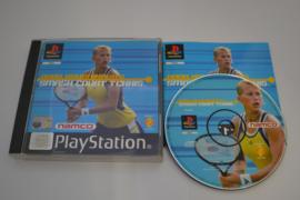 Anna Kournikova's Smash Court Tennis (PS1 PAL)