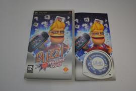 Buzz! Master Quiz (PSP PAL CIB)