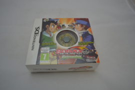Beyblade Metal Masters - Nightmare Rex Incl. Beyblade (DS EUY NEW)
