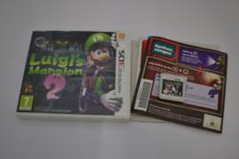 Luigi's Mansion 2 (3DS HOL)