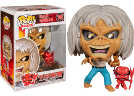 POP! The Number of The Beast Eddie - Iron Maiden - NEW (145)