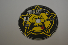 Shellshock (PS1 PAL DISC)