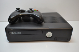 XBOX 360 S 250 GB Console Set Black (MAT)