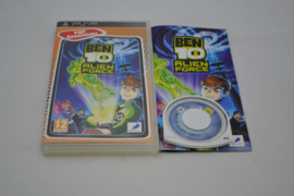 Ben 10 Alien Force ssentials (PSP PAL CIB)
