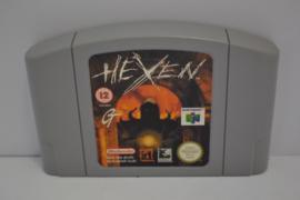 Hexen (N64 EUR)