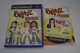 Bratz Forever Diamondz (PS2 PAL CIB)
